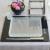籠目 正角皿 188 210350【ガラス食器 和食器 洋食器 おしゃれ 籠目 四角 皿 中皿 ガラス皿 おもてなし 日本製】