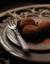 Vintage コーヒースプーン&ケーキフォーク【RIVADOSSI SANDRO リバドッシサンドロ イタリア製 カトラリー 輸入洋食器 シルバー ステンレス ティースプーン アンティーク おしゃれ おもてなし】