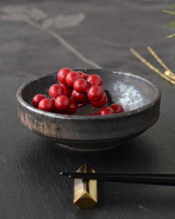 尚 sho 丸小皿 MJ118-614【M-style・磁器・和食器・食洗機可・電子レンジ可・日本製】