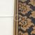 Queen Ann クイーンアン RUBBER MAT COLORE ラバーマット HOME GOLDタイプ 19R04【玄関マット おしゃれ おもてなし アンティーク カントリー調 足ふき 泥除け ラバーマット】