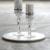 New Semplice ガラスキャンドルホルダー キャンドルスタンド Sサイズ 5877【RASTELI ベルギー インテリア 雑貨 おしゃれ 装飾 飾り ガラス 蝋燭立て スタンド】