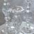 Barok ガラスキャンドルホルダー キャンドルスタンド Lサイズ 67231【RASTELI ベルギー インテリア 雑貨 おしゃれ 装飾 飾り ガラス 蝋燭立て スタンド】