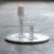 Billow ガラスキャンドルホルダー キャンドルスタンド Lサイズ 67233【RASTELI ベルギー インテリア 雑貨 おしゃれ 装飾 飾り ガラス 蝋燭立て スタンド】