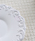 COTE TABLE コテターブル フランス フレンチカントリー 輸入洋食器 陶器食器 食洗機可 電子レンジ可 ホワイト 白 エレガント リーフ ブライダル ウェディング ディナー皿 楕円皿 オーバル