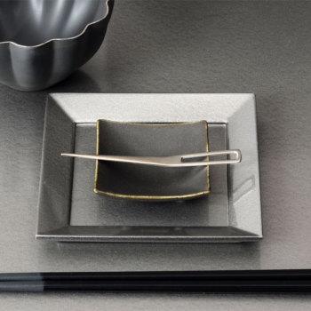 イタリア 角豆皿 YSI-0047【Y's home style/やま平窯/有田焼/磁器/和食器/和モダン/おしゃれ/日本製/made in japan】